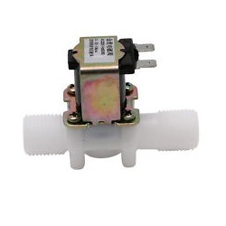 Elektromagnetinė sklendė NC-1/2-12VDC