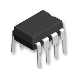 UC3842 mikroschema (PWM valdiklis)