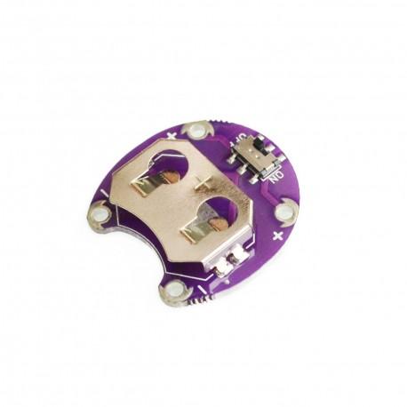 LilyPad CR2032 baterijos laikiklis