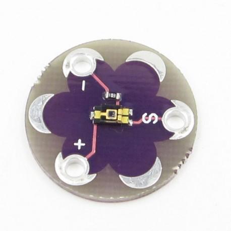 LilyPad TEMT6000 apšviestumo jutiklis