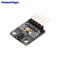 APDS-9960 apšviestumo ir gestų jutiklio modulis