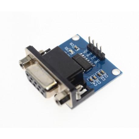 RS232 UART TTL konverteris su MAX3232