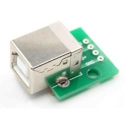 USB B jungties modulis