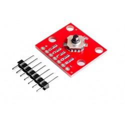 3 ašių mini joystick modulis