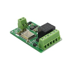 Relės modulis su ESP8266 (WiFi)