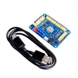 USB/UART/PS2 servo pavarų valdiklis (32 kanalų)