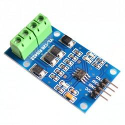 TTL ir RS422 sąsajos modulis su MAX485