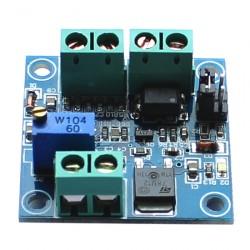 PWM signalo keitiklis į 0-10V