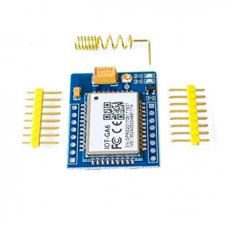 mini A6 GSM GPRS modulis IOT-GA6