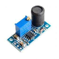 Step-up/down maitinimo šaltinis iki 36V 0,5W su MC34063A