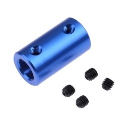 Variklio ašies jungtis 5 mm / 6 mm