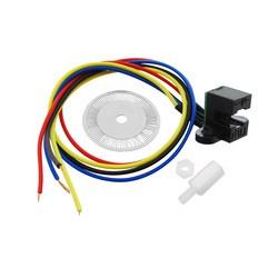 Greičio matavimo modulis (optinis enkoderis)
