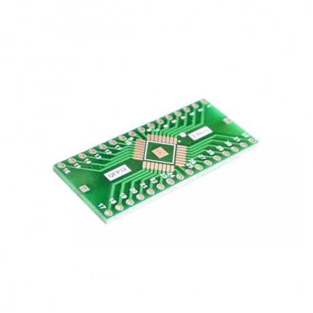 QFP32 TQFP32 LQFP32 EQFP32 SMD adapteris į DIP32