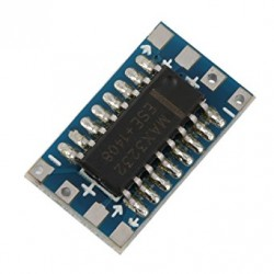 RS232 UART TTL mini konverteris su MAX3232