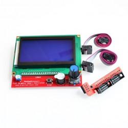 3D spausdintuvo RAMPS 1.4 (CNC valdiklio) SD kortelės ir grafinio LCD skydelio rinkinys