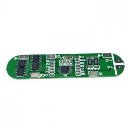 Ličio baterijų krovimo/iškrovimo apsaugos modulis 4s 6A