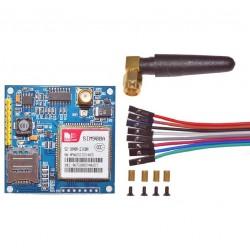 GSM GPRS modulis SIM900A (parengtas Europos GSM tinklams)