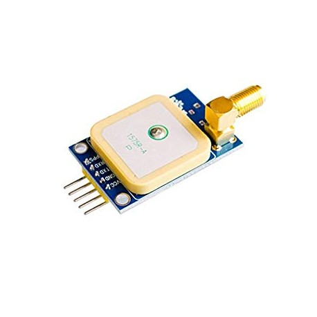 Ublox NEO-7M GPS modulis su integruota antena
