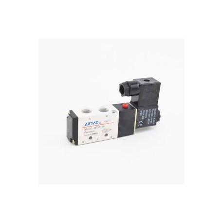 Elektromagnetinė sklendė (5/2 skirstytuvas) 4V025-1/4-230VAC