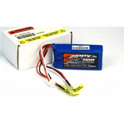 Zippy Flightmax 1100mAh 6,6V 2S LiFePo4 akumuliatorių baterija
