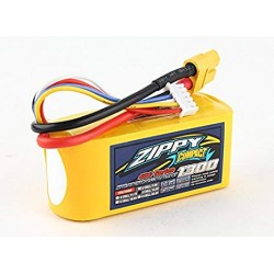 Zippy Compact 1300mAh 14,8V 4S 40C LiPo akumuliatorių baterija