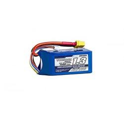 Turnigy 1300mAh 22,2V 6S 35C-45C LiPo akumuliatorių baterija