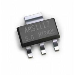 AMS1117-5.0 įtampos reguliatorius (LDO) 5V iki 800mA