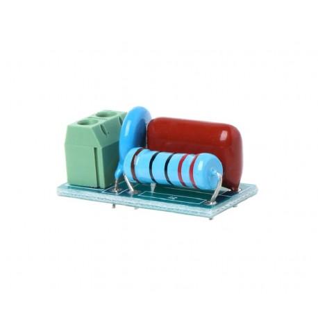 Trumpalaikių viršįtampių absorbavimo modulis (RC snubber)