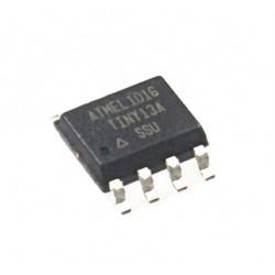 ATtiny13A mikrovaldiklis