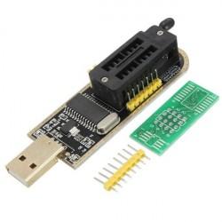EEPROM ir FLASH atminties mikroschemų programatorius