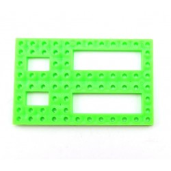 Tvirtinimo elementas - platforma 60 x 37 x 2,5mm