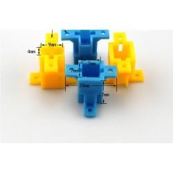 Tvirtinimo elementas - stovelis 10 x 20 x 13 mm