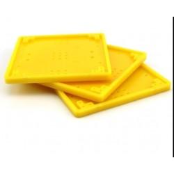 Tvirtinimo elementas - dugnas 75 x 75 x 5 mm