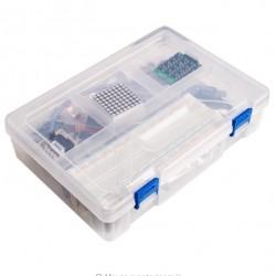 PP dėžutė rinkiniams (kaip RFID rinkinio) 230 x 160 x 61 mm