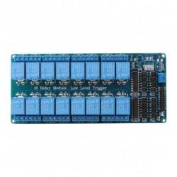 16 kanalų 5V relių modulis