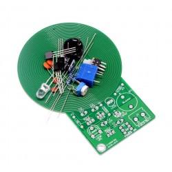 Elektronikos rinkinys: metalo detektorius MDS-60
