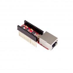 ENC28J60 Ethernet nano shieldas