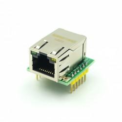 W5500 ethernet mini modulis