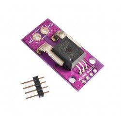 ACS758LCB-050B-PFF-T Srovės matavimo modulis 50A