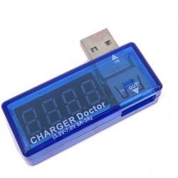 USB įtampos ir srovės matuoklis