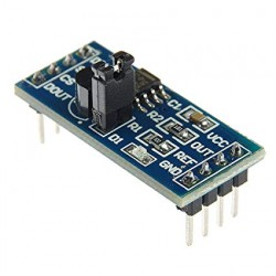 DAC (Digital to Analog) keitiklio TLC5615 modulis
