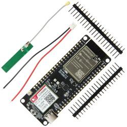 TTGO T-Call V1.3 modulis (ESP32 ir SIM800L)