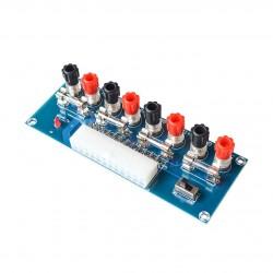 ATX maitinimo šaltinio jungčių modulis