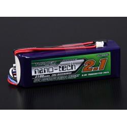 Turnigy Nano-Tech 2100mAh 9,9V 3S LiFePo4 akumuliatorių baterija