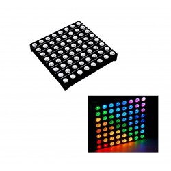8x8 RGB LED matrica 2088RGB-5