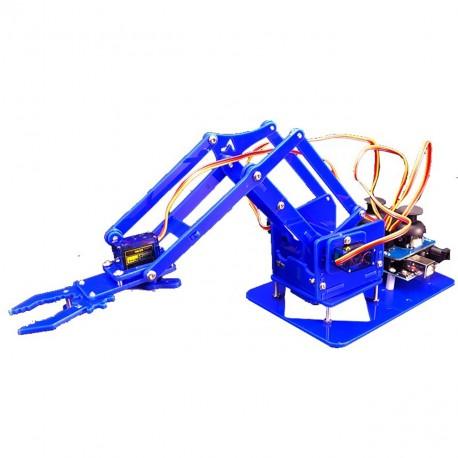 Roboto - manipuliatoriaus ranka su servo pavaromis