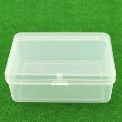 PP dėžutė rinkiniams 78x55x30 mm