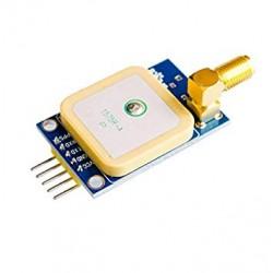Ublox NEO-8M GPS modulis su integruota antena