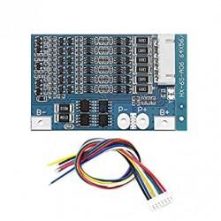 Balansuojantis ličio baterijų krovimo/iškrovimo apsaugos modulis 6s 8A