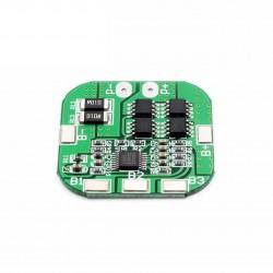 Ličio baterijų krovimo/iškrovimo apsaugos modulis 4s 20A